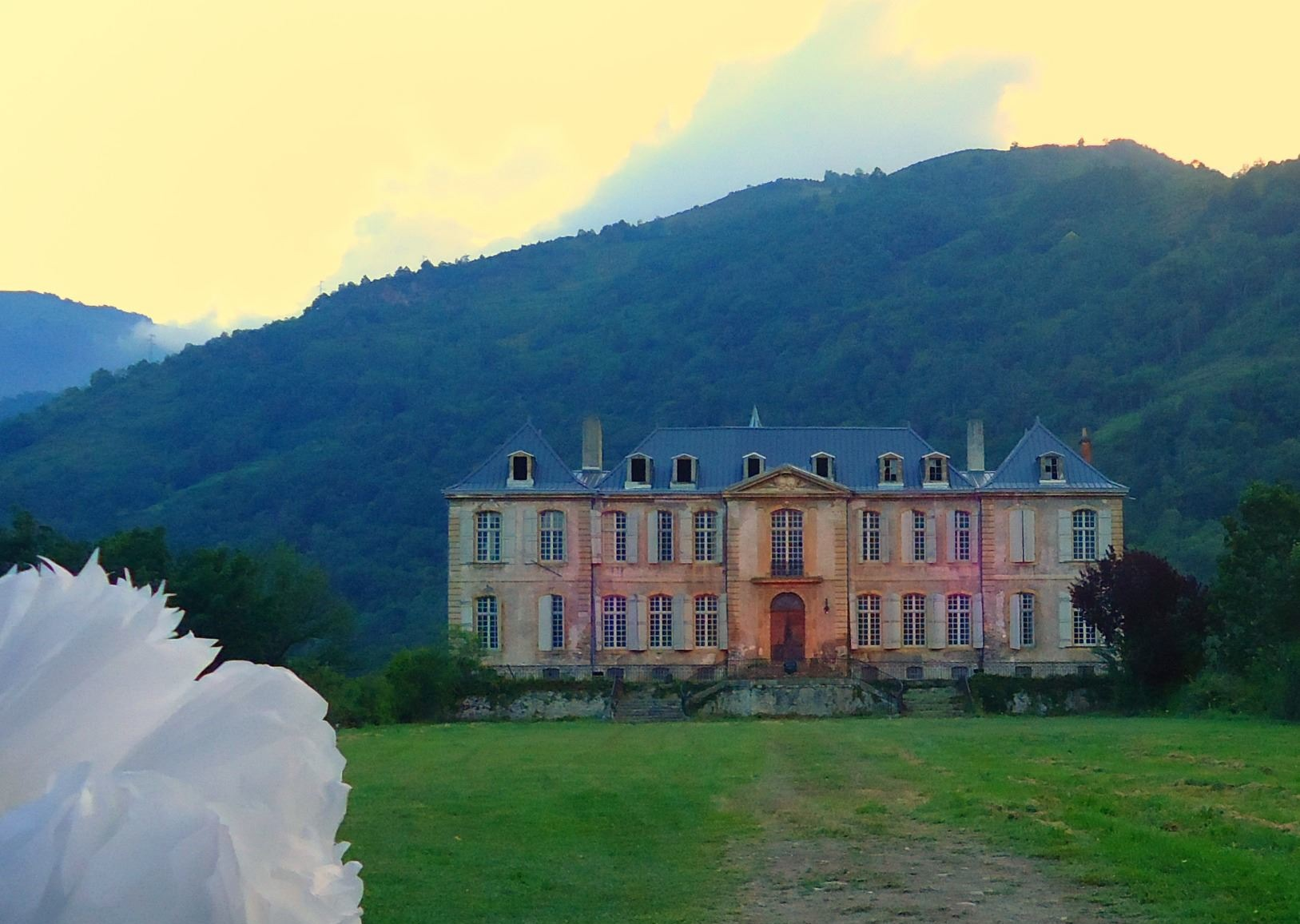 Couple Buy An Abandoned French Chateau Start A Blog To Share Their Journey