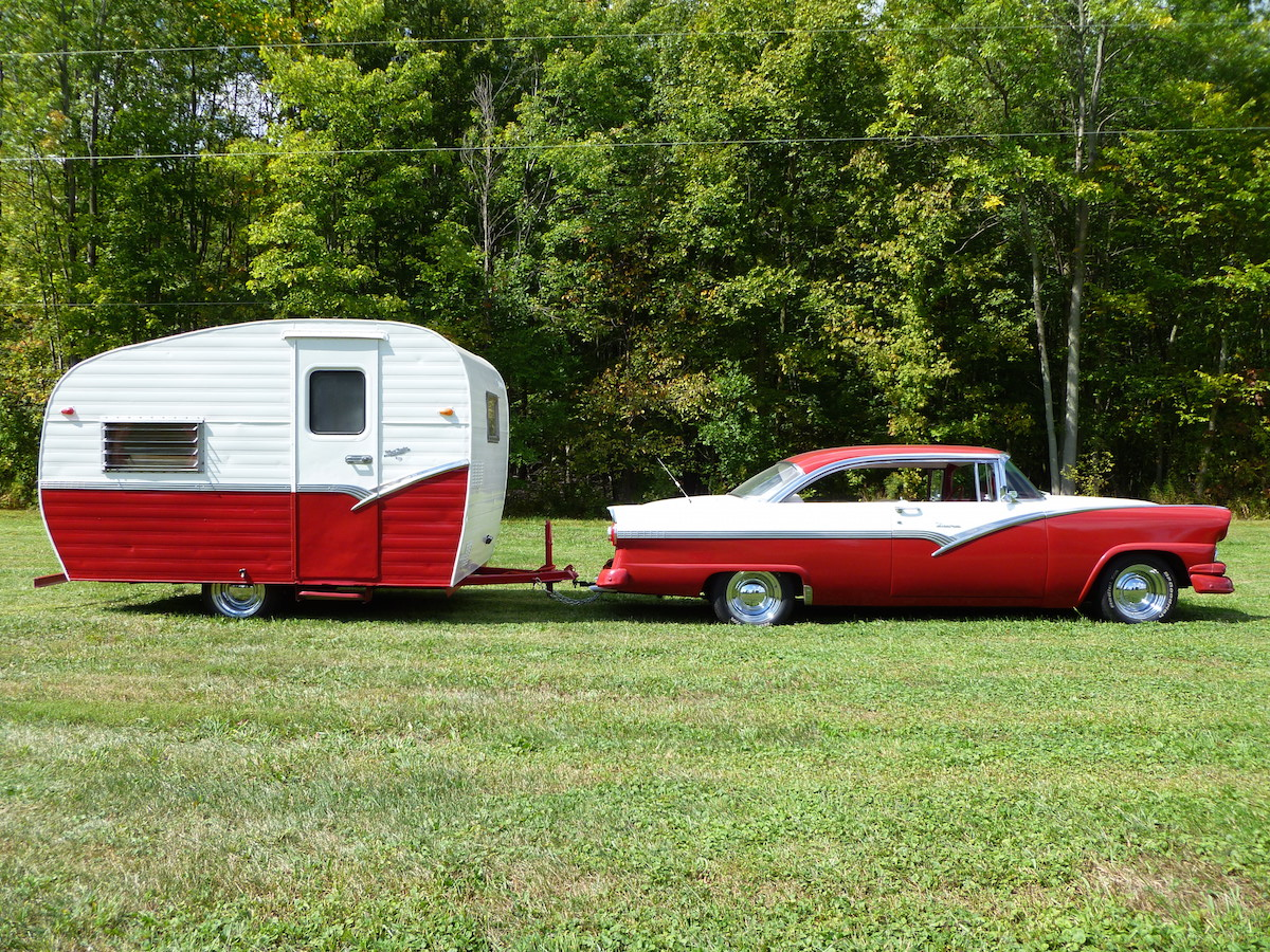 best used tent trailers