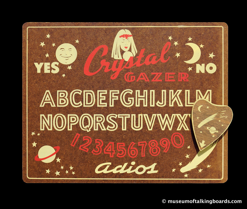 All the Different Ouija Boards you Never Knew Existed