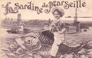 la sardine de marseille