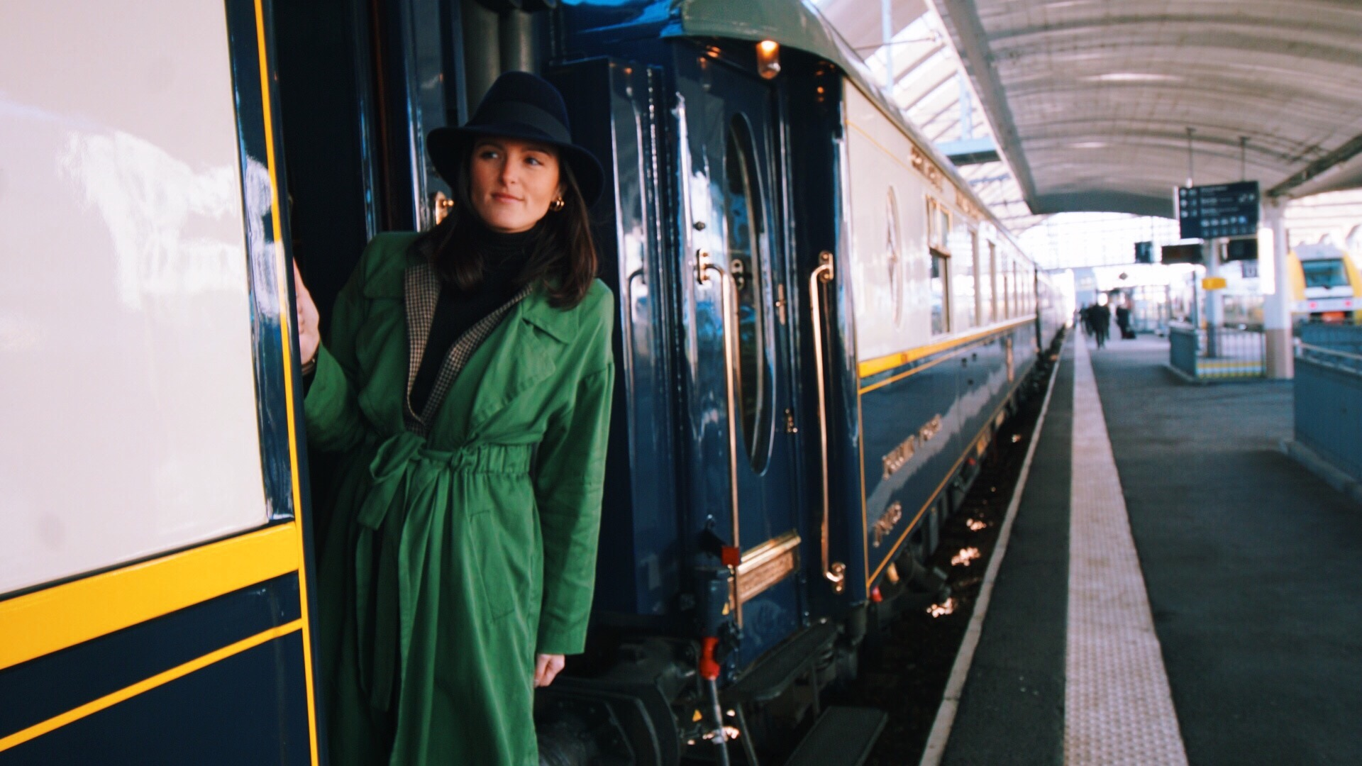 Murder And Afternoon Tea On The Orient Express
