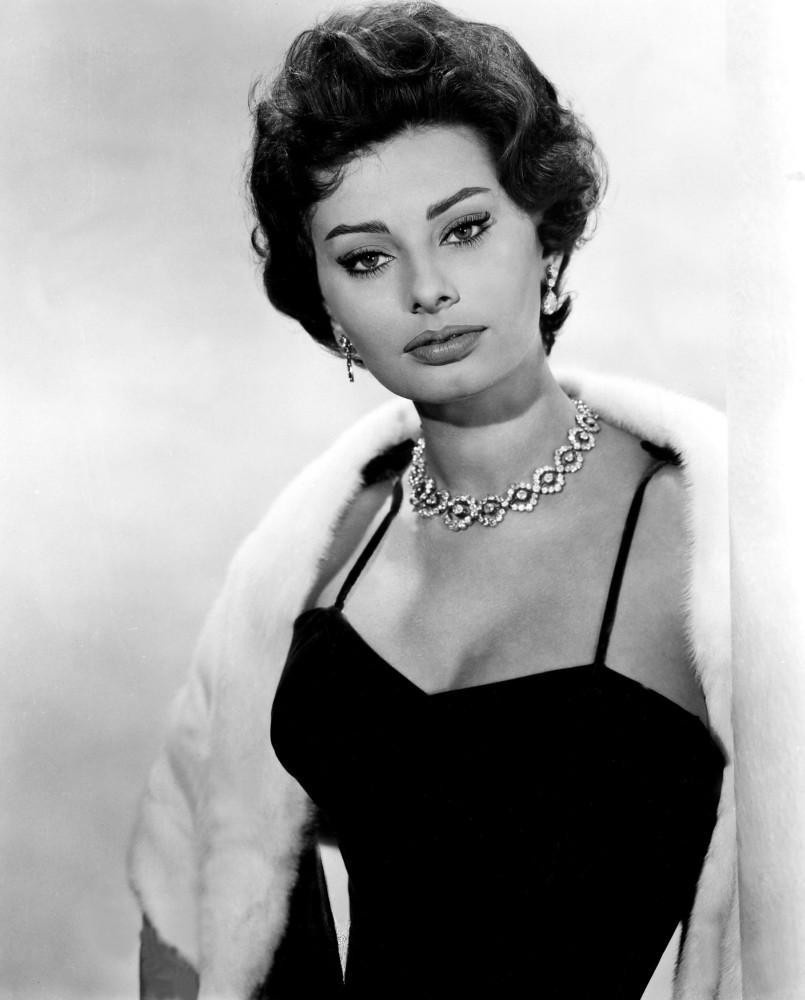 Sophia Loren Italian Cut
