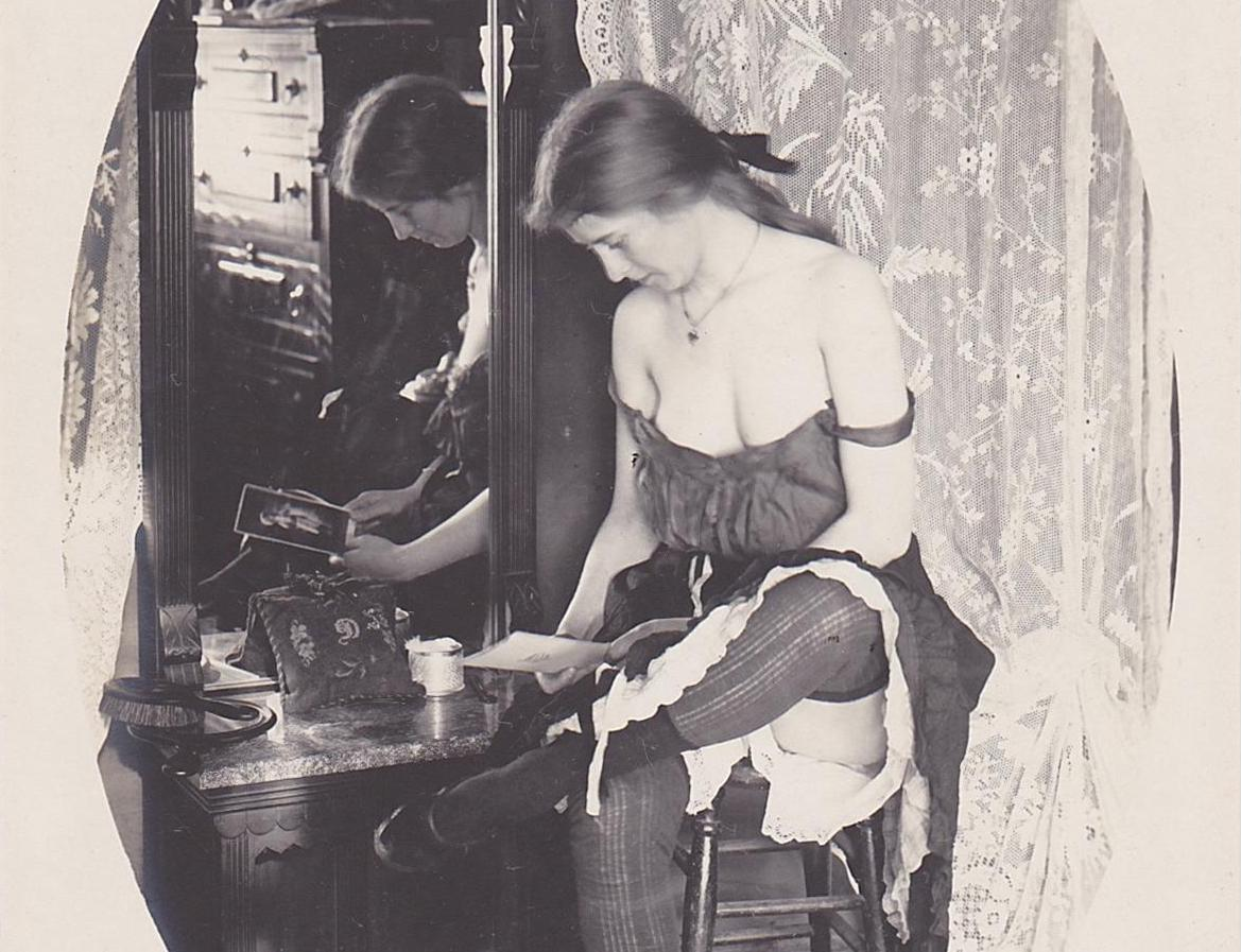 Secretly Documenting The Intimate World Of 19th Century Sex Workers